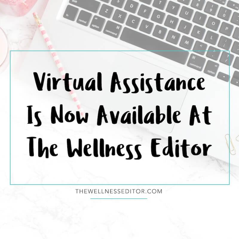Virtual Assistance service for healthpreneurs